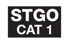 STGO cat 1